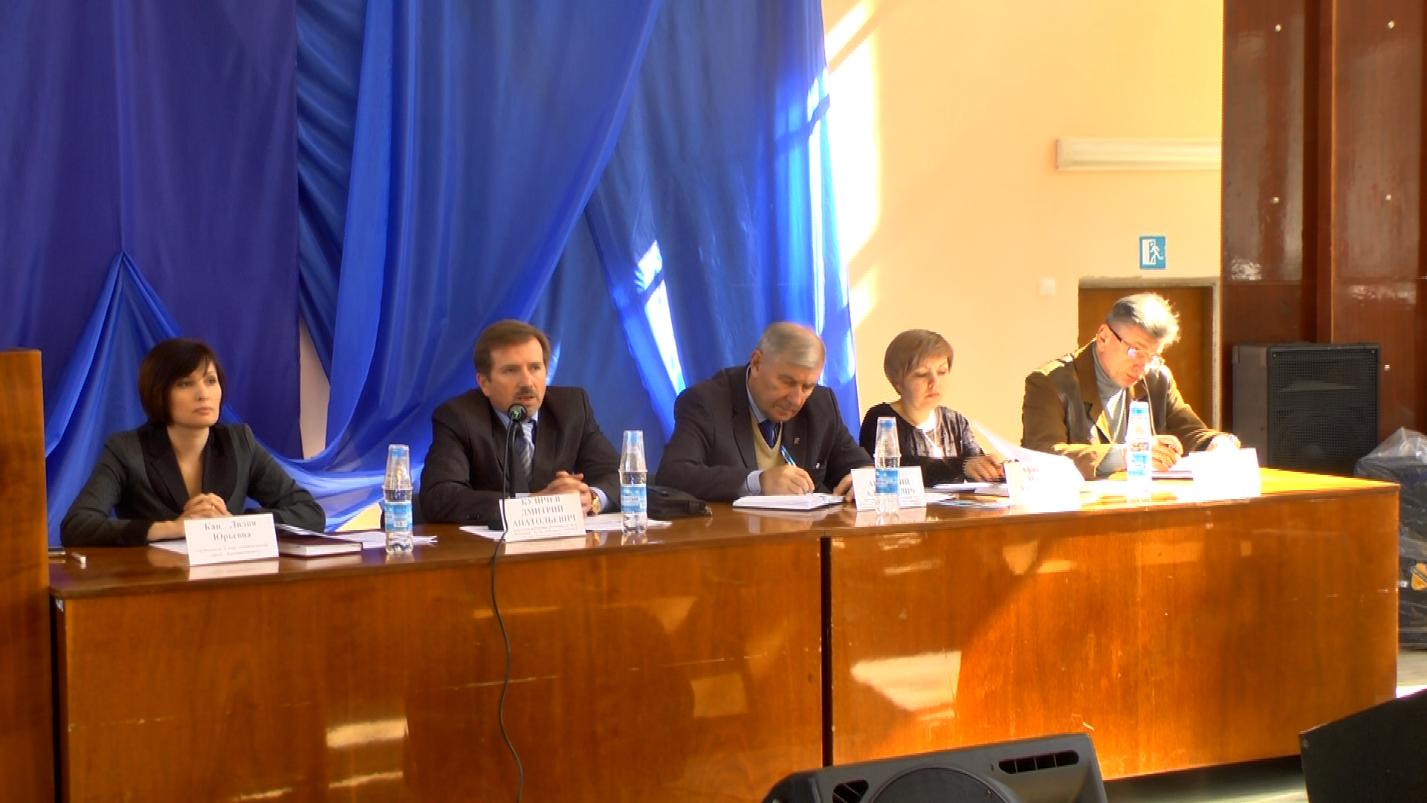 Проведение семинара по трудовому законодательству в городе Красноперекопске.